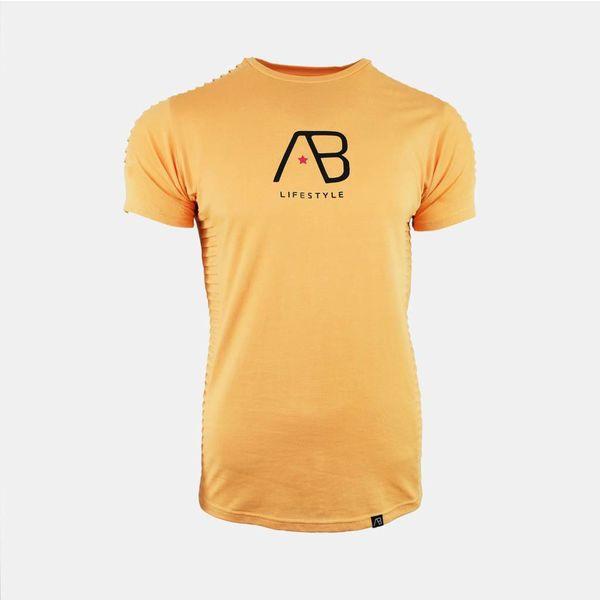 AB - The Ribb Yelllow T-shirt