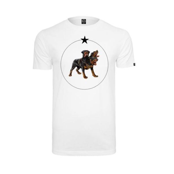Rivero Dogs T-shirt White