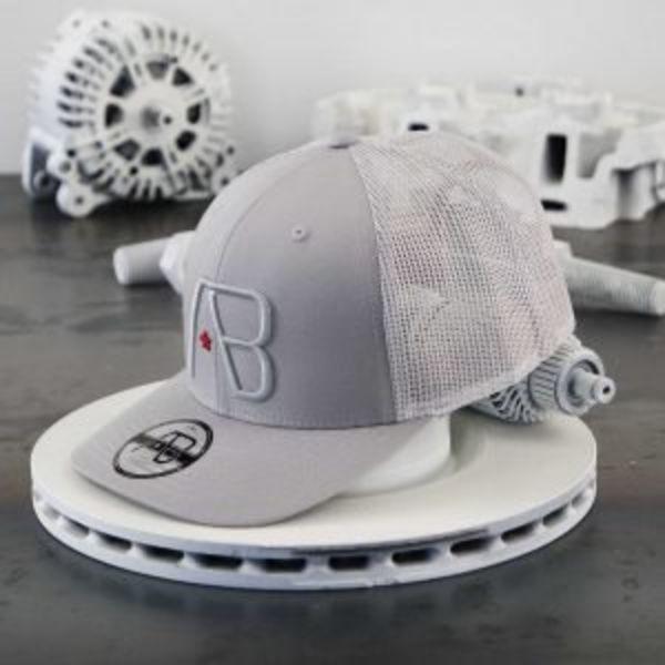 AB Retro Trucker Cap Silver