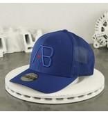 AB-Lifestyle AB Retro Trucker Cap Royal Blue