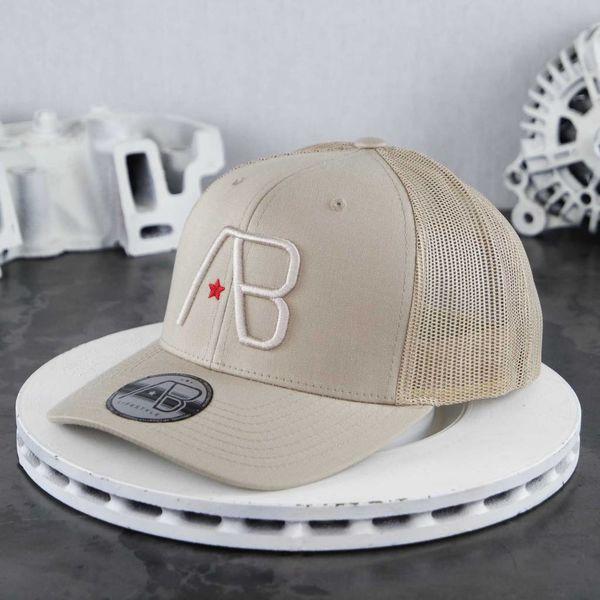 AB Retro Trucker Cap Khaki