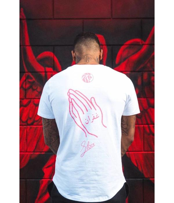 Laboss Laboss T-Shirt White/Pink
