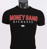 richesse Richesse Money Gang T-Shirt Black