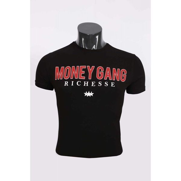 Richesse Money Gang T-Shirt Black