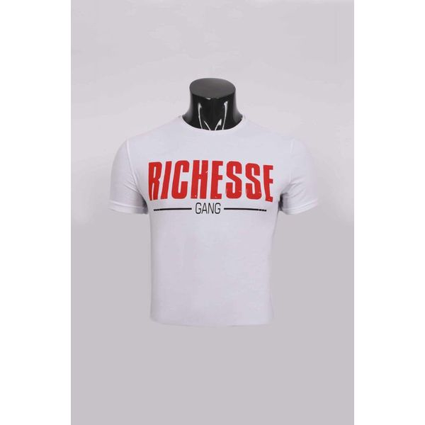Richesse Gang T-Shirt White