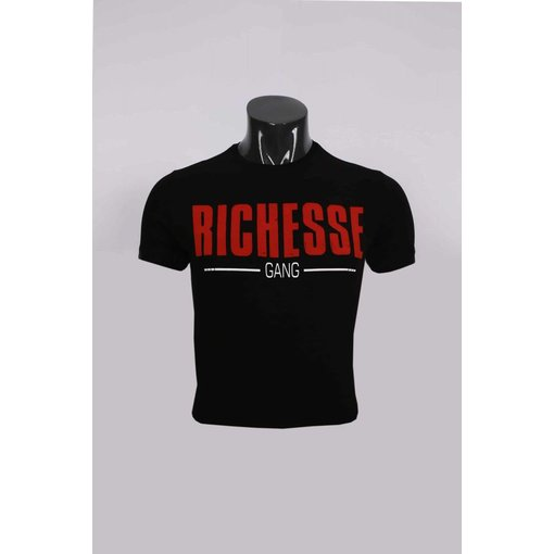 richesse Richesse Gang T-Shirt Black