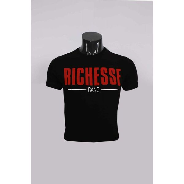 Richesse Gang T-Shirt Black