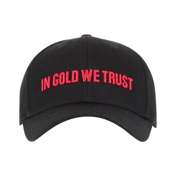 IGWT Cap Black/Red