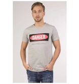 My Brand My Brand Danger T-Shirt Grey