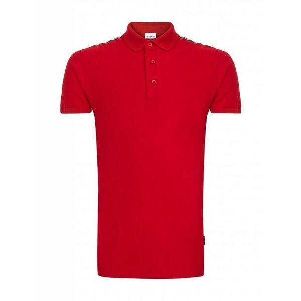 PureWhite Ballin Polo Red