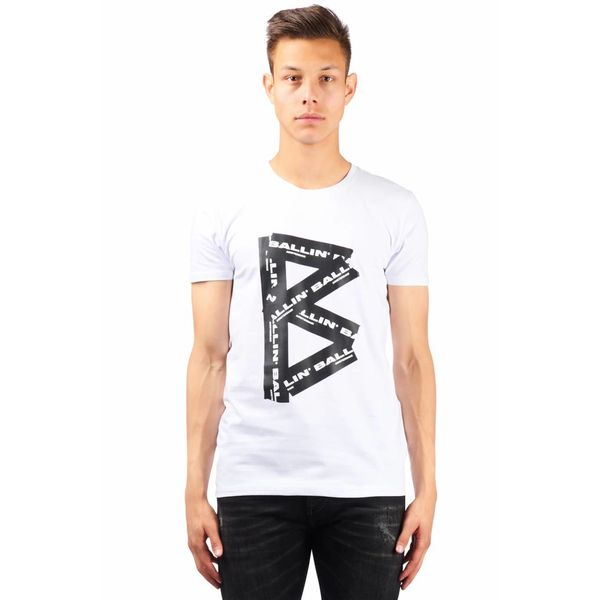 PureWhite Ballin T-Shirt White 18029106