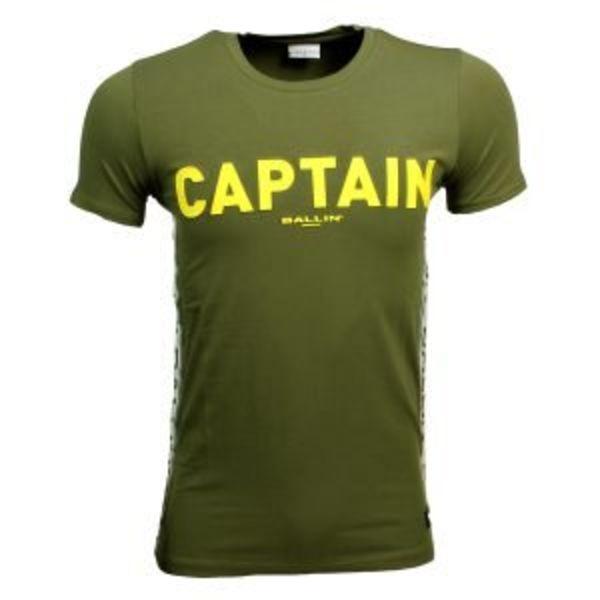 PureWhite Ballin Dark Army Captain