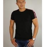 Purewhite PureWhite Ballin T-shirt Black