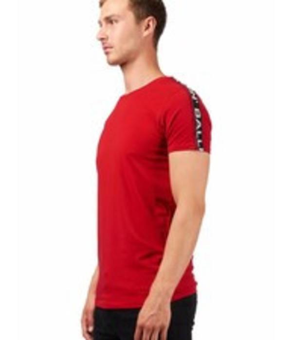 Purewhite PureWhite Ballin T-shirt Red