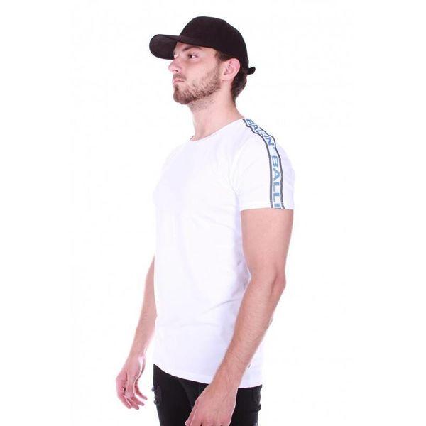PureWhite Ballin T-Shirt White