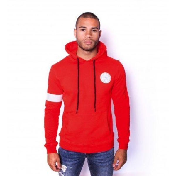 Radcial Hoodie Red