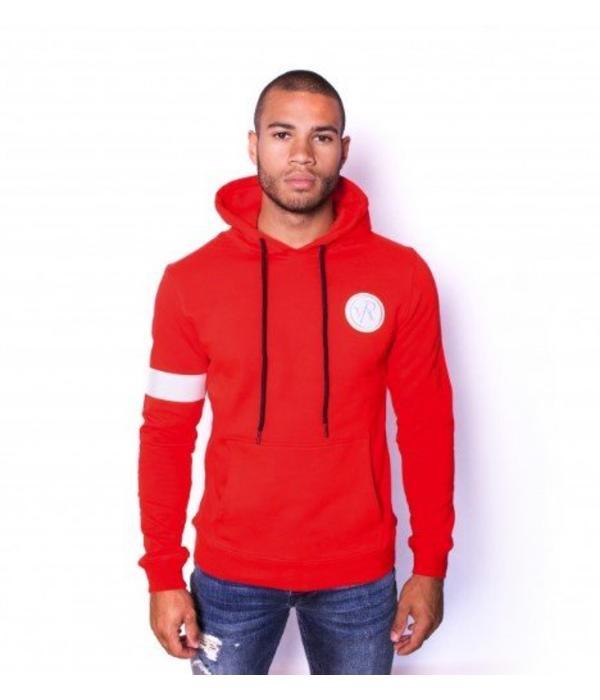 Radical Radcial Hoodie Red