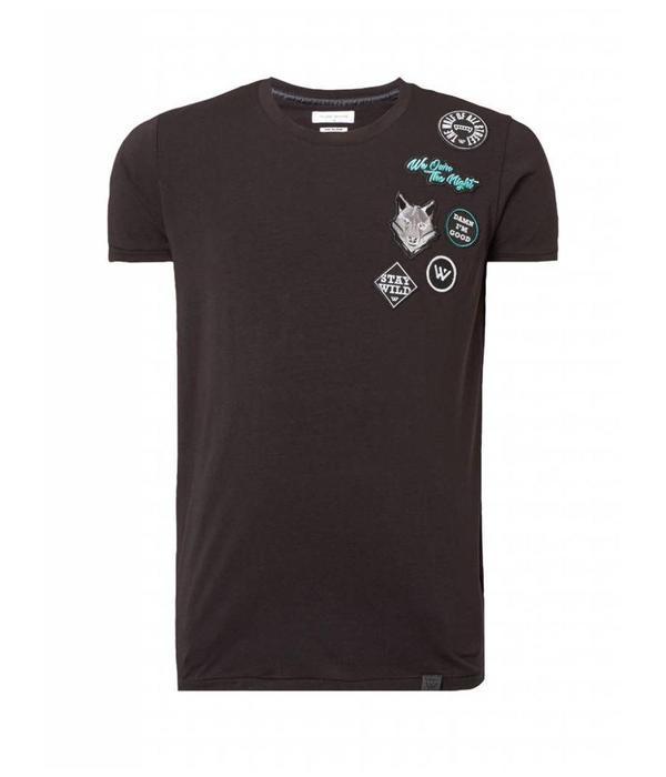 Purewhite PureWhite T-Shirt Black