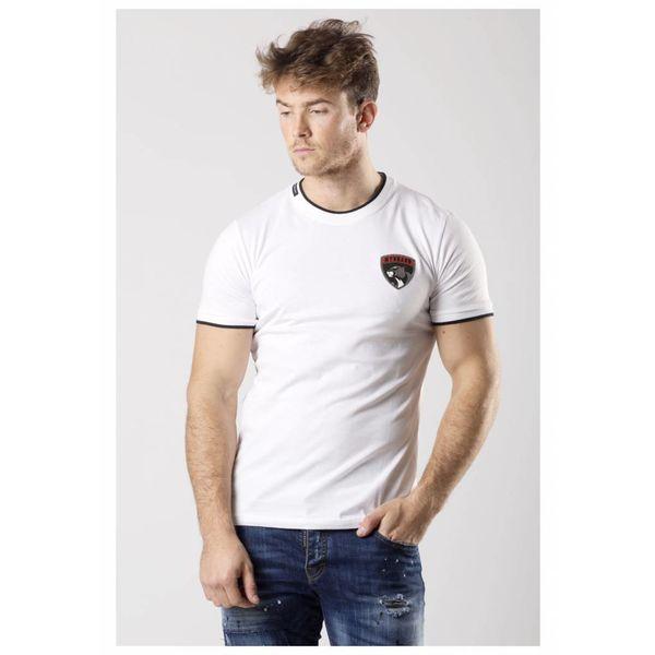 My Brand Panther Basic T-Shirt White