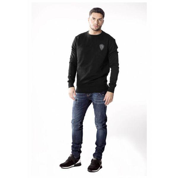 My Brand Lion13 Logo Sweater Black