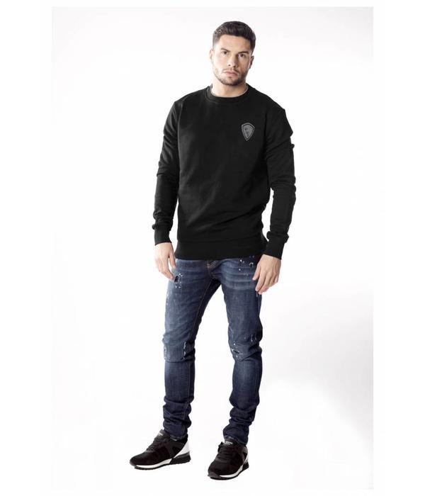 My Brand My Brand Lion13 Logo Sweater Black