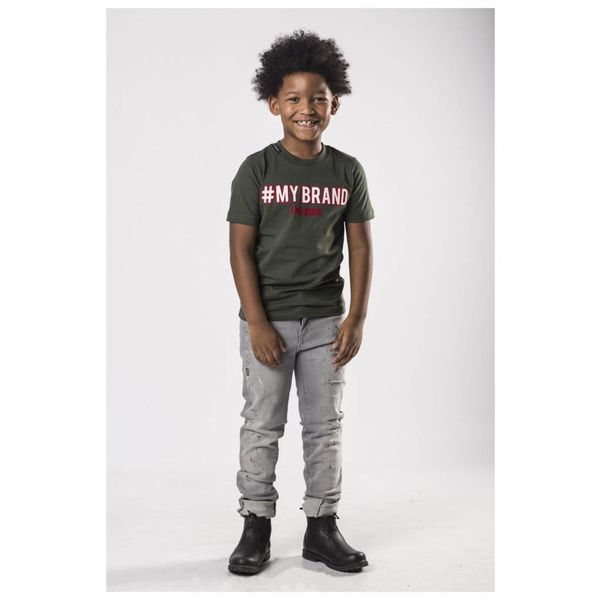 My Brand Kids T-Shirt Army