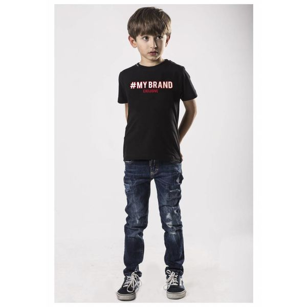My Brand Kids T-Shirt Black