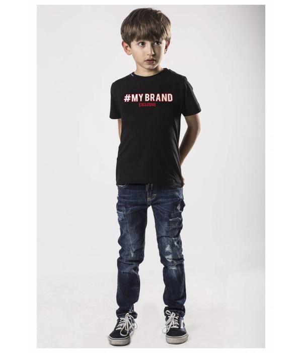 My Brand My Brand Kids T-Shirt Black
