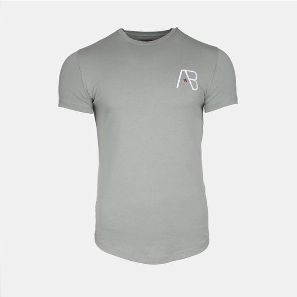 AB Tee The Paint Grey