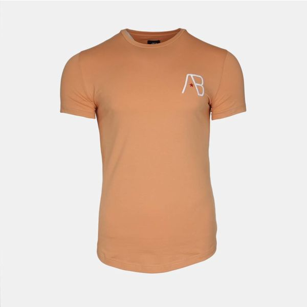 AB Tee The Paint Orange Peach