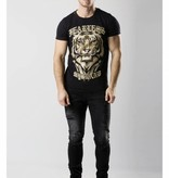 My Brand My Brand Fearless Lion T-Shirt Black