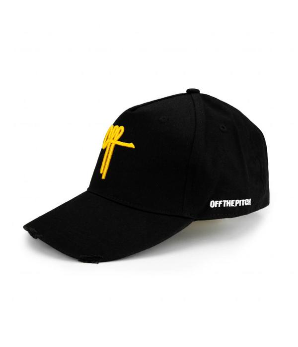 Off The Pitch OTP Off Cap Black/Yellow
