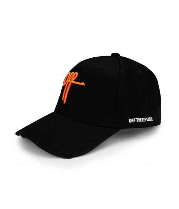 Off The Pitch OTP Off Cap black/orange