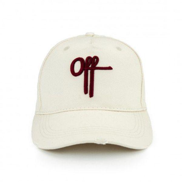 OTP Off Cap Stone/Maroon