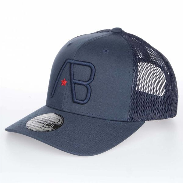 AB Retro Trucker Cap navy