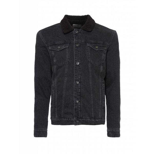 Purewhite Jacket 18030426 Black