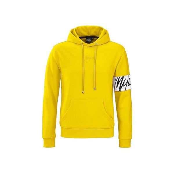 Milestone Captian Hoodie Yellow
