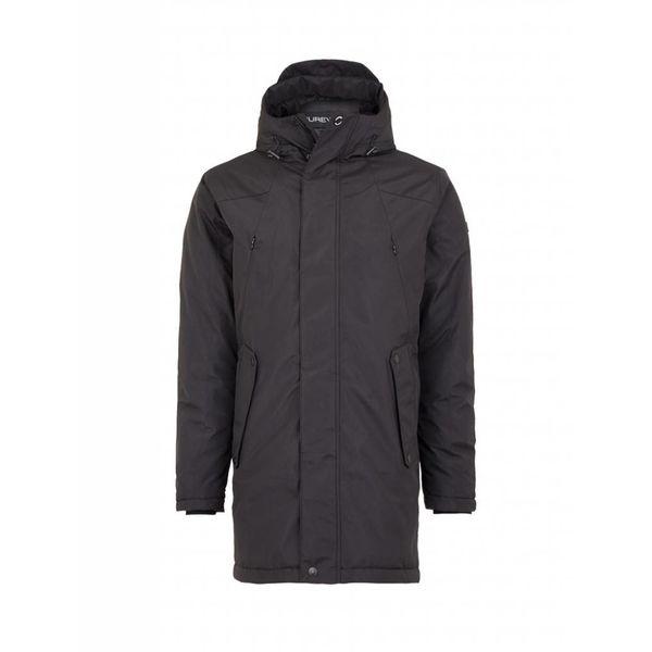 Purewhite Parka Jacket 18030412 Black