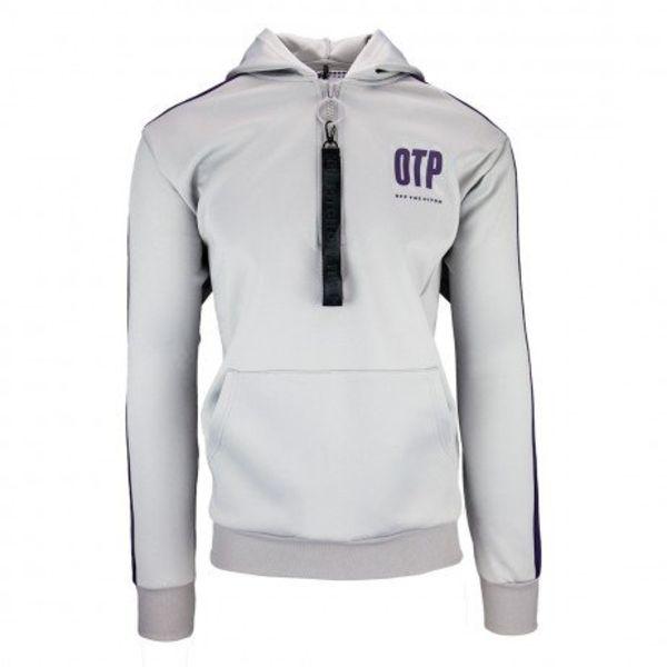 OTP Tracksuit Half Zipper Hoodie