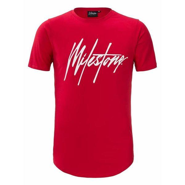 Milestone T-Shirt Red