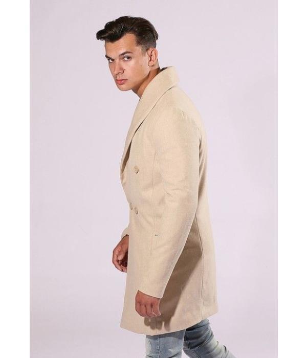 Zumo Zumo SMITHFIELD Light Camel Coat