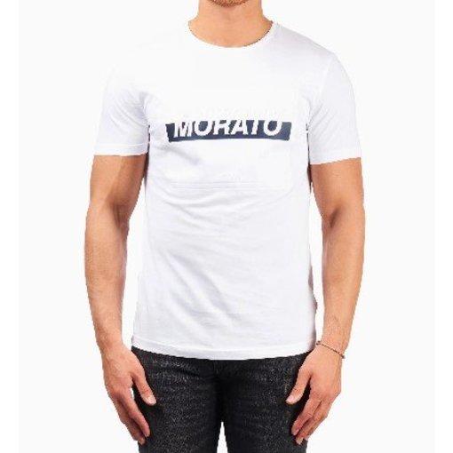 Antony Morato Antony Morato MMKS01374 T-shirt White