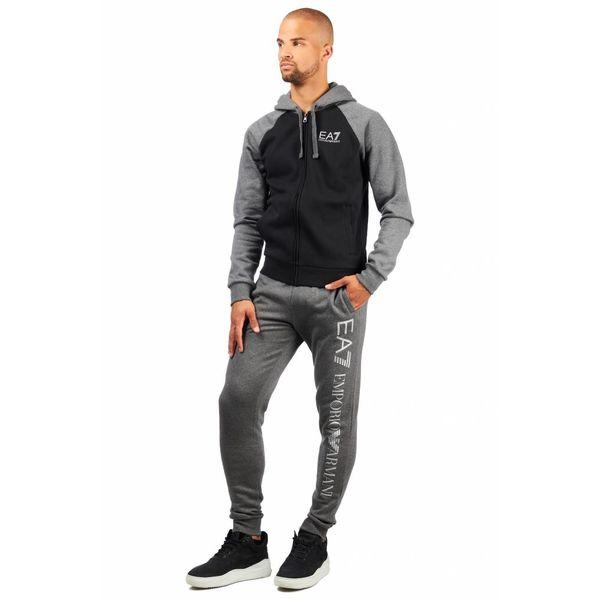 EA7 Joggingsuit Dark Grey Mel 6ZPV65