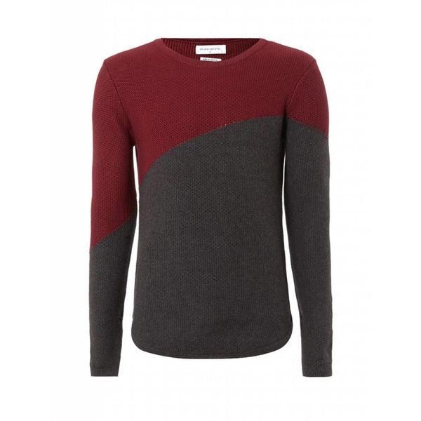 PureWhite Sweater 18030813 Bordeaux