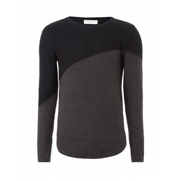 PureWhite Sweater 18030813 Black