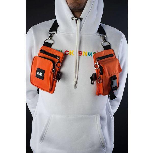 Black Bananes Holster Bag Orange