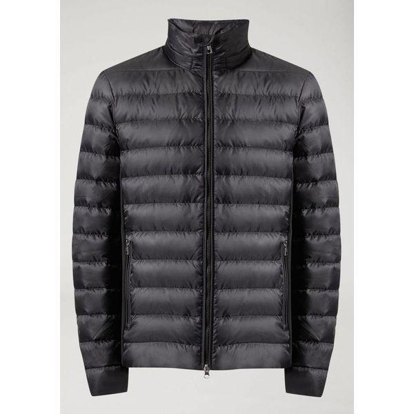EA7 Fabric Jacket Black 6ZPB14