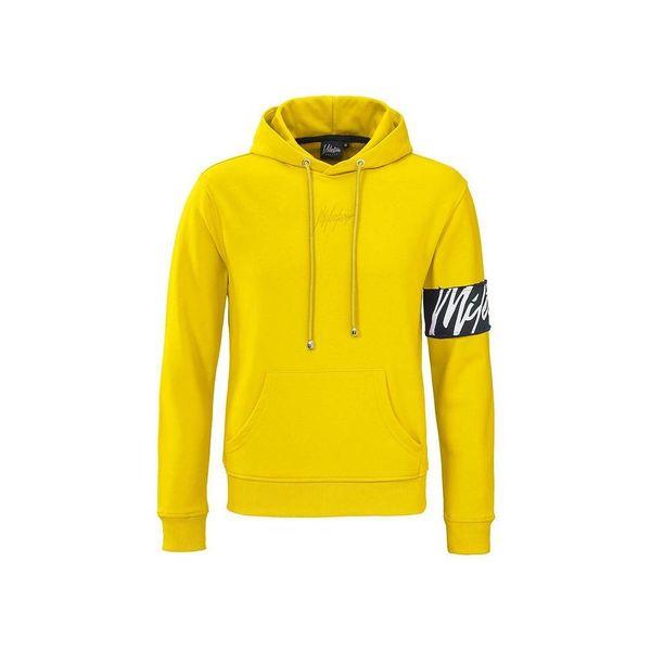 Milestone Hoodie Yellow