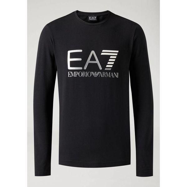 EA7 Sweater Logo Black 6ZPT22