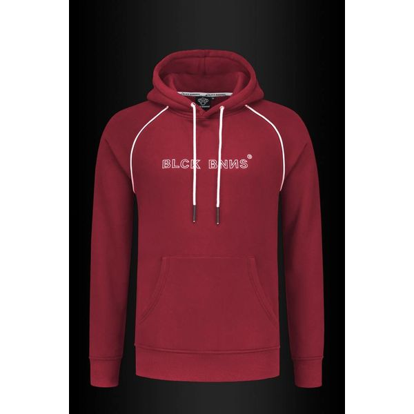 Black Bananas Salentino Hoody Burgundy